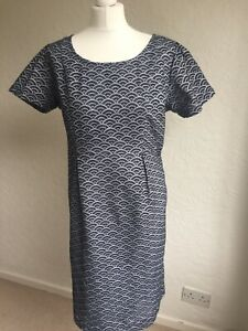 Somerset By Alice Temperley Blue Grey Cut Out Dress UK 16 New With Tags.RRP £150