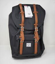 Herschel Little America Rucksack Backpack 25L Black Neu