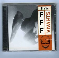 CD (NEW) FFF FEDERATION FRANCAISE DE FONK VIVANTS / LIVE