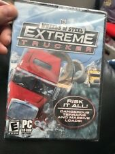 18 Wheels Of Steel Extreme Trucker PC CD-ROM Game New!!!