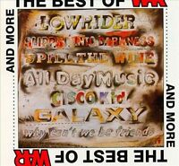 Best of War & More CD