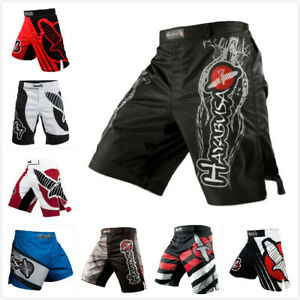 New MMA Fight Shorts Grappling Short Kick Boxing Cage Fighting Shorts Brand Gift