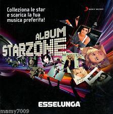 ALBUM Completo Starzone 96 Carte/cards Cantanti Vasco Rossi,U2,Zucchero, Pausini