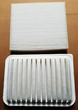 New Cabin / Air filter and Engine Air filter for TOYOTA Corolla Matrix Yaris