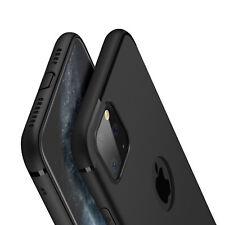 Handy Hülle iPhone 6 7 8 11 Pro X XR XS Max Schutz Hülle Silikon Case TPU Bumper