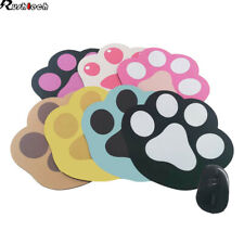 Non-Slip Cat Paw Mouse Pad Rubber Office Computer Laptop Gaming Mat 250*300*3MM