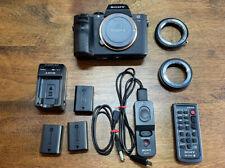 Sony Alpha A7 II 24.3MP Digital Camera Body and Extras!