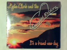 LYDIA CLARK AND THE GOSPEL RYDERS It's a brand new day cd SIGILLATO RARE SEALED!