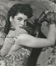 Suzan Ball in Peril Sexy Original Press Still Photo 1952 Untamed Frontier
