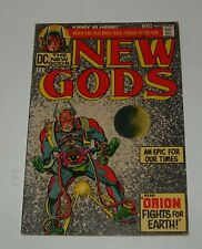 New Gods # 1 Dc Comics March 1971 Orion 1st Appearance Jack Kirby Darkseid Cameo