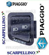 INTERRUTTORE PULSANTE LUCI PIAGGIO MP3 LT SPORT ASR H2O 300-LIGHT SWITCH- 294341