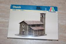 Italeri 6129 Church 1:72 NEU OVP Diorama Kirche