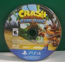 Crash Bandicoot: N. Sane Trilogy (Sony PlayStation 4, 2017) DISC ONLY 11737