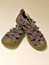 """KEEN"" Women's WHISPER SANDAL/SHOE SIZE 8 US, PURPLE, WATERPROOF, LIGHTWEIGHT"