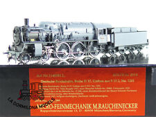 GL184 H0 BRASS - Micro-Feinmechanik 11400 H.L. Dampflok Reihe H 17 DR - OVP