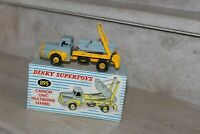 AUTHENTIQUE CAMION UNIC MULTIBENNE MARREL DINKY TOYS 895 EN BOITE D'ORIGINE