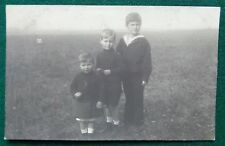 Antique German Imperial Photographic Postcard Tsarevich Alexei Russia Duke Hesse
