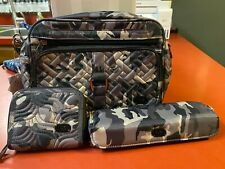 3 MATCHING LUG ITEMS! Carousel XL, Choo Choo, & Splits Compact in Camo Midnight!