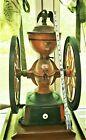 Enterprise Coffee Mill Grinder No 9 Original Paint Working Double Wheel