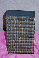 12 Volume Collection By Thomas Hardy 1800's Antique Books M3734