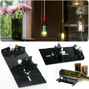 RECYCLE GLASS BOTTLE CUTTER KIT CRAFT ADJUSTABLE ART CUTTING MACHINE TOOLS KIT