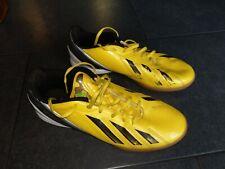 adidas Indoor Fußballschuhe Halle F10 IN G65328 adiZero gelb Gr. 40 2/3