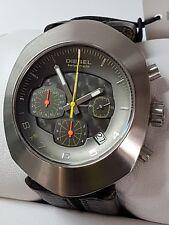 62024e212d5c Rara Edición Limitada Reloj con Cronógrafo Automático Suizo Diesel-dzrr 01