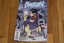 Batgirl #35 1st Appearance Of New Costume / Younger Look New 52 2014 NM