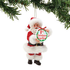 Clothtique Possible Dreams 'First Christmas Together' Christmas Ornament 6002156