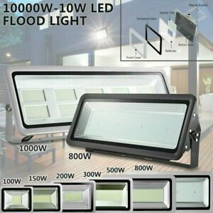 ⭐⭐⭐⭐⭐ LED Fluter Strahler 10W 30W 50W 100W SMD Außen IP65 Scheinwerfer Flutlicht