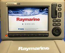 Raymarine C90w GPS Chartplotter Multifunction Display W/ Cover; 90 Day Warranty