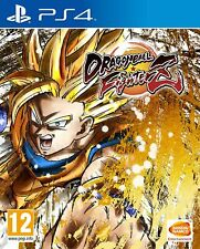 PS4 PlayStation 4 Luchador De Dragonball Z * Nuevo y Sellado *