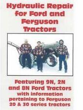 Ford Tractors 9N 2N 8N Tractor Hydraulic Repair DVD