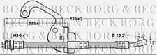 BBH7056 BORG & BECK BRAKE HOSE FRONT RH fits Hyundai Terracan 00-03