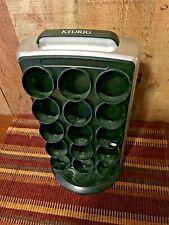 New listing Keurig K Cup Coffee Pod Holder Carousel Organization Countertop Rack For 30