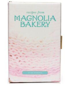 Kate Spade Magnolia Bakery Cupcake Recipe Book Clutch