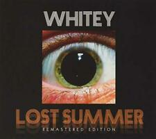 Whitey - Lost Summer (Remastered) (NEW CD)