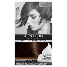 John Frieda Precision Foam Colour 3n Deep Brown Black
