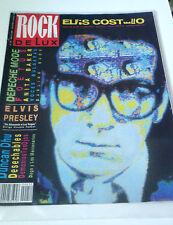 """REVISTA """"ROCK DE LUX NUMERO 52"""" EN MUY BUEN ESTADO ELVIS COSTELLO DEPECHE MODE"""