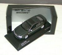 Audi RS6 Limousine C5 - 2002 - black metallic - Minichamps 1:43