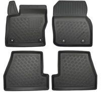 OPPL Fußraumschalen 4-teilig statt Gummifußmatten für Ford Focus 3 III 2011-