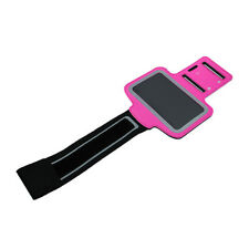 PINK Running Jogging Workout Gym Sports Armband Case Cover for iPhone 5 5C 5S