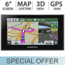 Garmin nuvi 2699LMT HD 6'' Touchscreen Voice Activated GPS Navigation System NEW