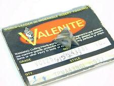 Valenite Polycrystalline Diamond inserts DPG-532-2G GD7