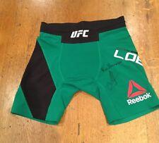 Artem Lobov Match Fight Worn Signed Shorts - UFC McGregor