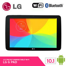 "LG G Pad V700N 16Gb WiFi 10.1"" IPS MultiTouch Tablet QuadCore Android 4.4 Black"