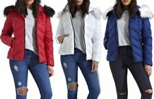 Unbranded Hood Coats & Jackets Puffer for Women
