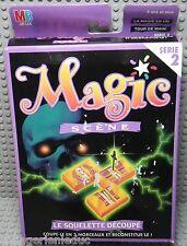 Magic Scène Works Série 2 - Le Squelette Découpé - MB Hasbro 1995