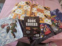 Nintendo 64, donkey Kong, Zelda, Mario kart, art, book cover, officially...