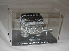WILLIAMS RENAULT - FORMEL 1 MOTOR V 10 RS 03 1992 - METALL - FORMULE 1 MOTEUR